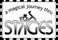 a magical journey through stages